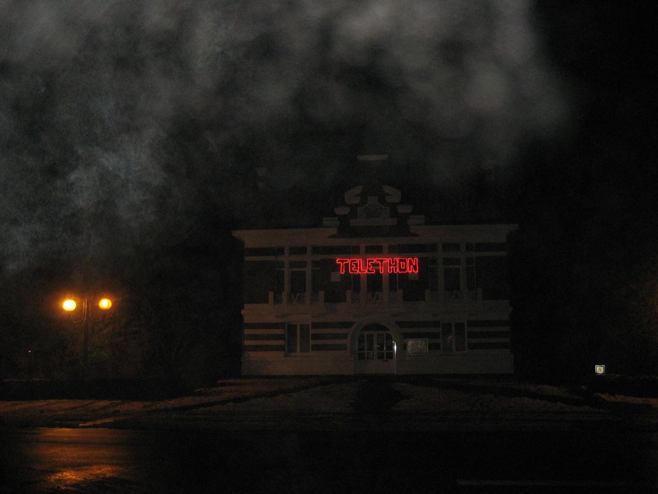 Une fête qui réchauffe dans la nuit et la neige !