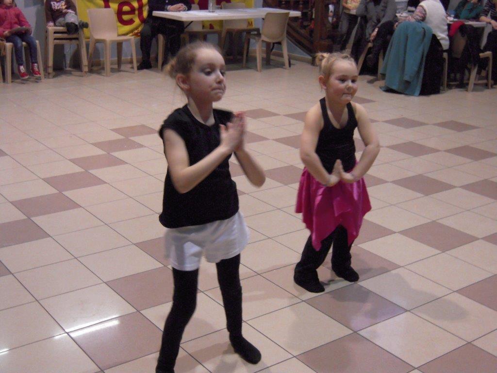 deux danseuses de Free Dance