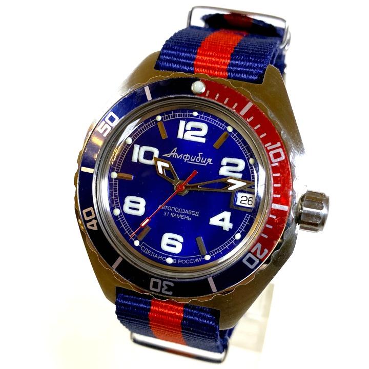 Exklusives Sondermodell 2416 / 650432 SE2 von Vostok-Watches24