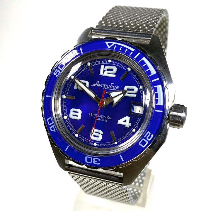 Exklusives Sondermodell 2416 / 650432 SE1 von Vostok-Watches24