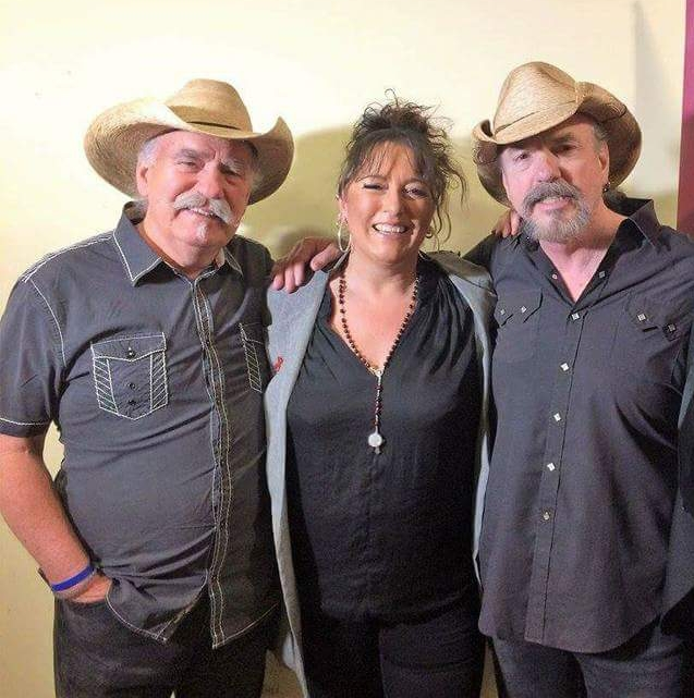 My very dear friends, Howard and David......The fantastic Bellamy Brothers
