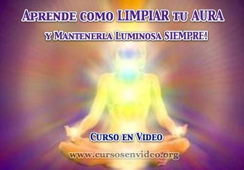 Limpieza de tu aura de vibraciones negativas