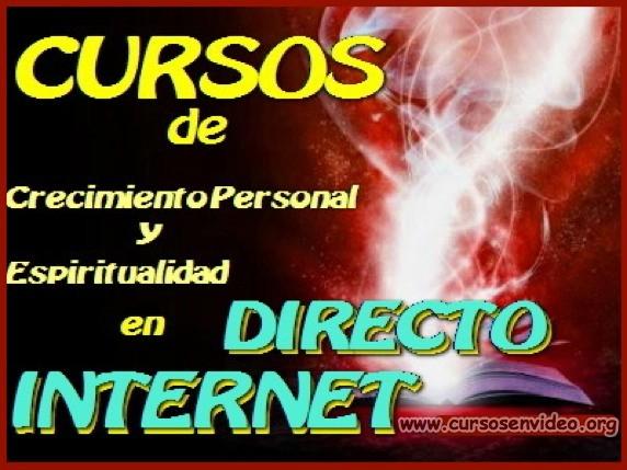 Cursos por Videoconferencia, En directo por Internet. Desde ESCUELA INICIÁTICA YO SOY LUZ