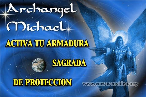Cita con el Arcángel MIGUEL - Protección