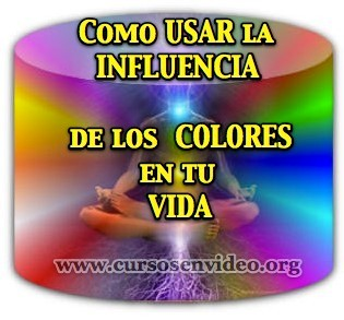 Como usar los colores y mejorar tus circunstancias