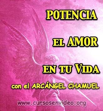 Cita con el Arcángel CHAMUEL - Amor