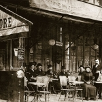 Café de Flore in Paris