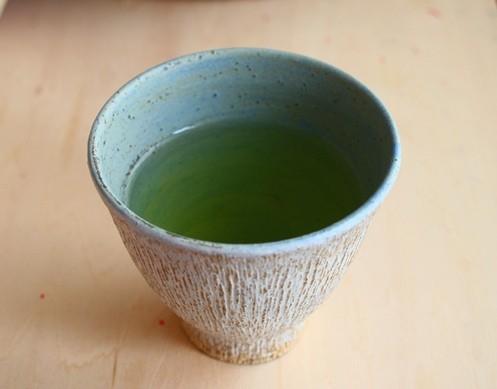 新茶 / 内青釉フリーカップ