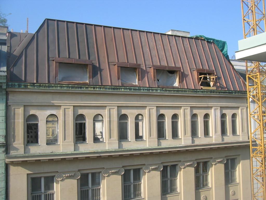Fassadenansicht Straße I