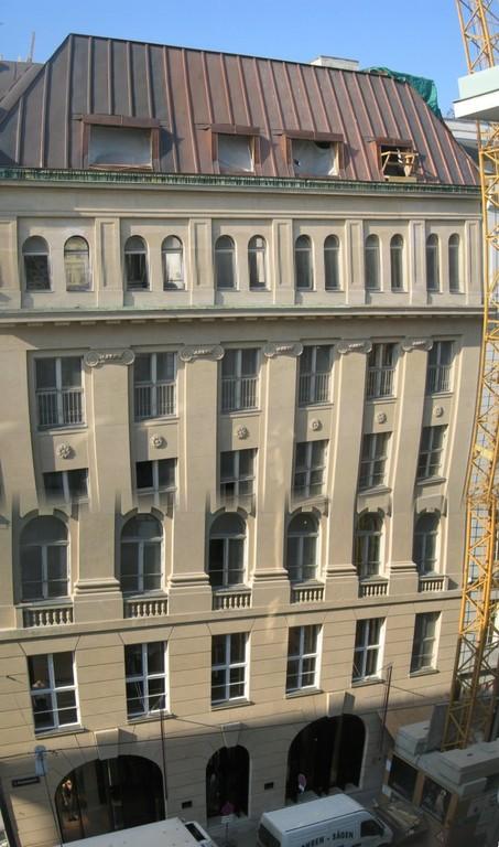 Fassadenansicht Straße II