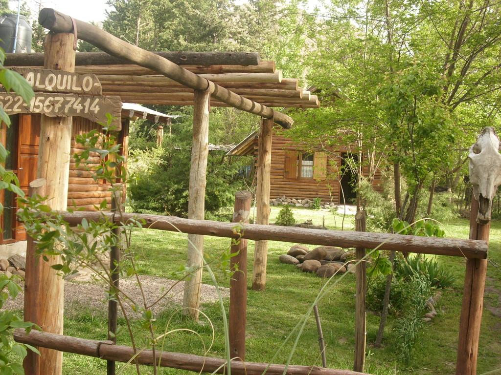Cabaña Nº 1 para 2 personas