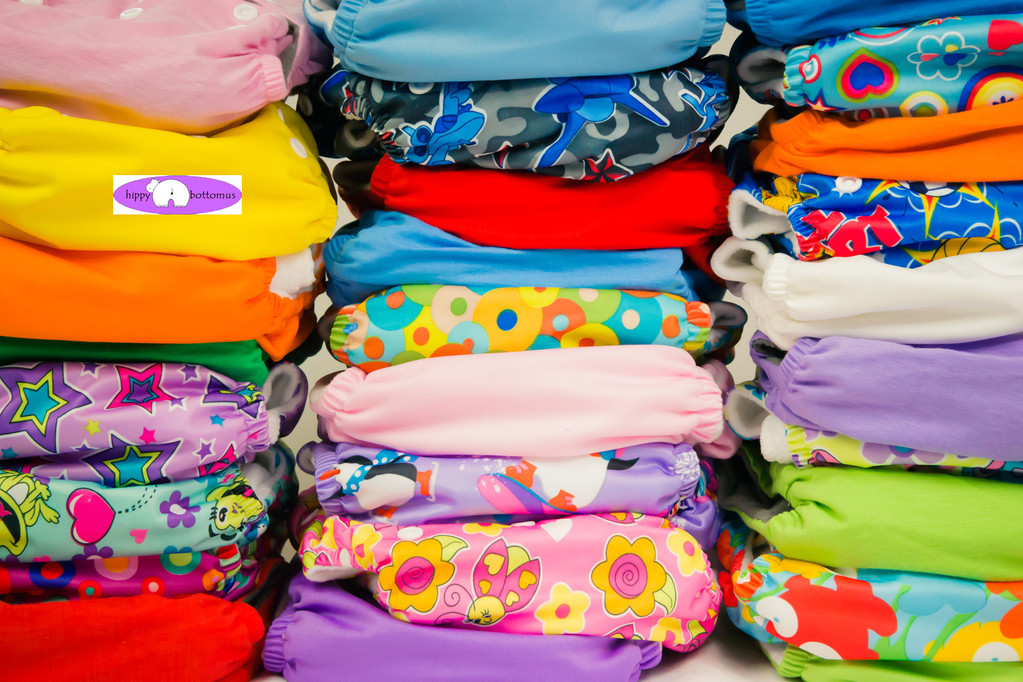 Hippybottomus Cloth Nappies