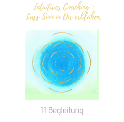 Intuitives Coaching 1:1 Begleitung Turbo