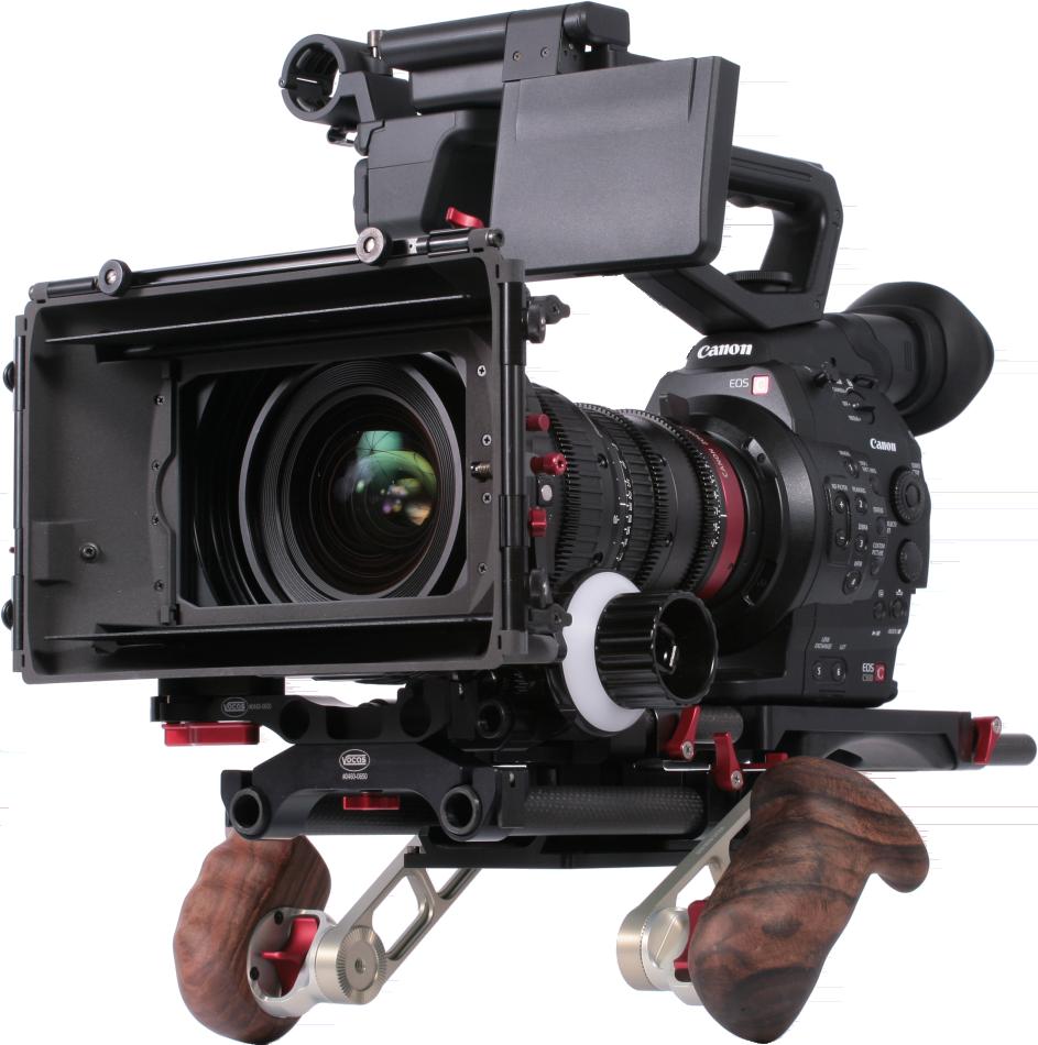 Canon C300 MK II PL 4k