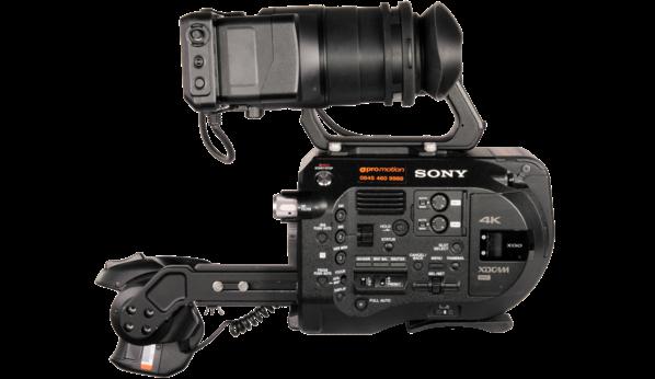 Rent A Sony Pxw Fs7 4k Camera Pro Hd Rentals
