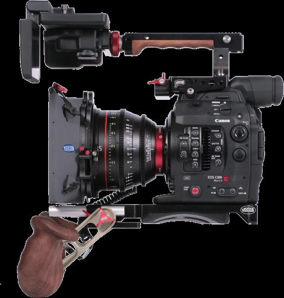 Rent a Canon C300 MK II EF Camera