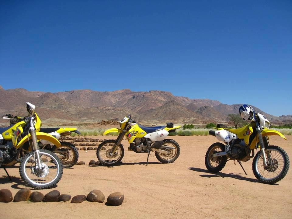 MOTORBIKE TOURS QUAD BIKE TOURS BUGGYTOURS 4 x 4 SELF-DRIVE TOURS ENDURO TOURS ADVENTURE TOURS OFFROADTOURS NAMIBIA