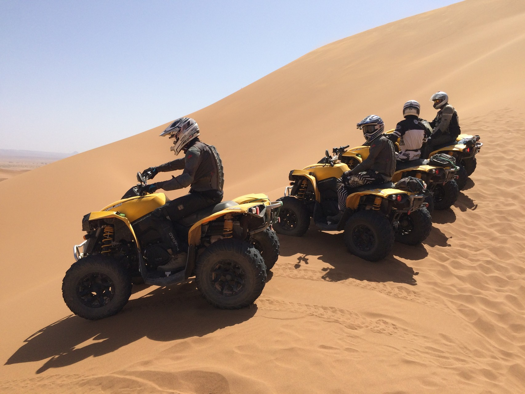 QUAD ENDURO BUGGY MOROCCO