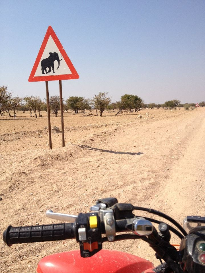 ENDURO QUAD 4 x 4 NAMIBIA