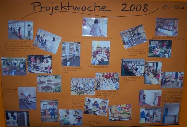 Projektwoche 2008