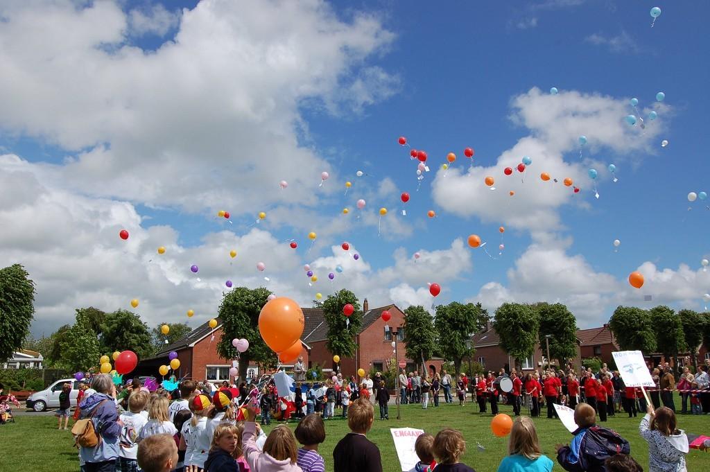 Schulveranstaltungen unterstützen - Vogelschießen 2010