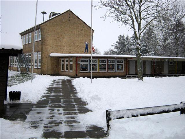 Eingangsbereich Winter