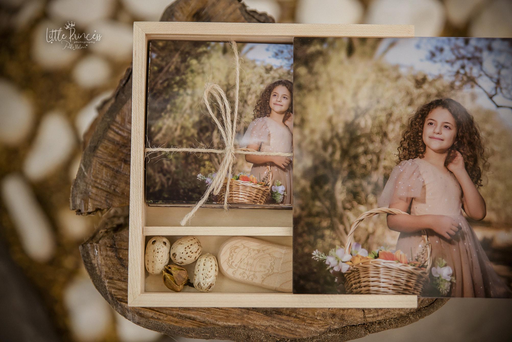 packaging little prince photography - estudio fotográfico en Tenerife