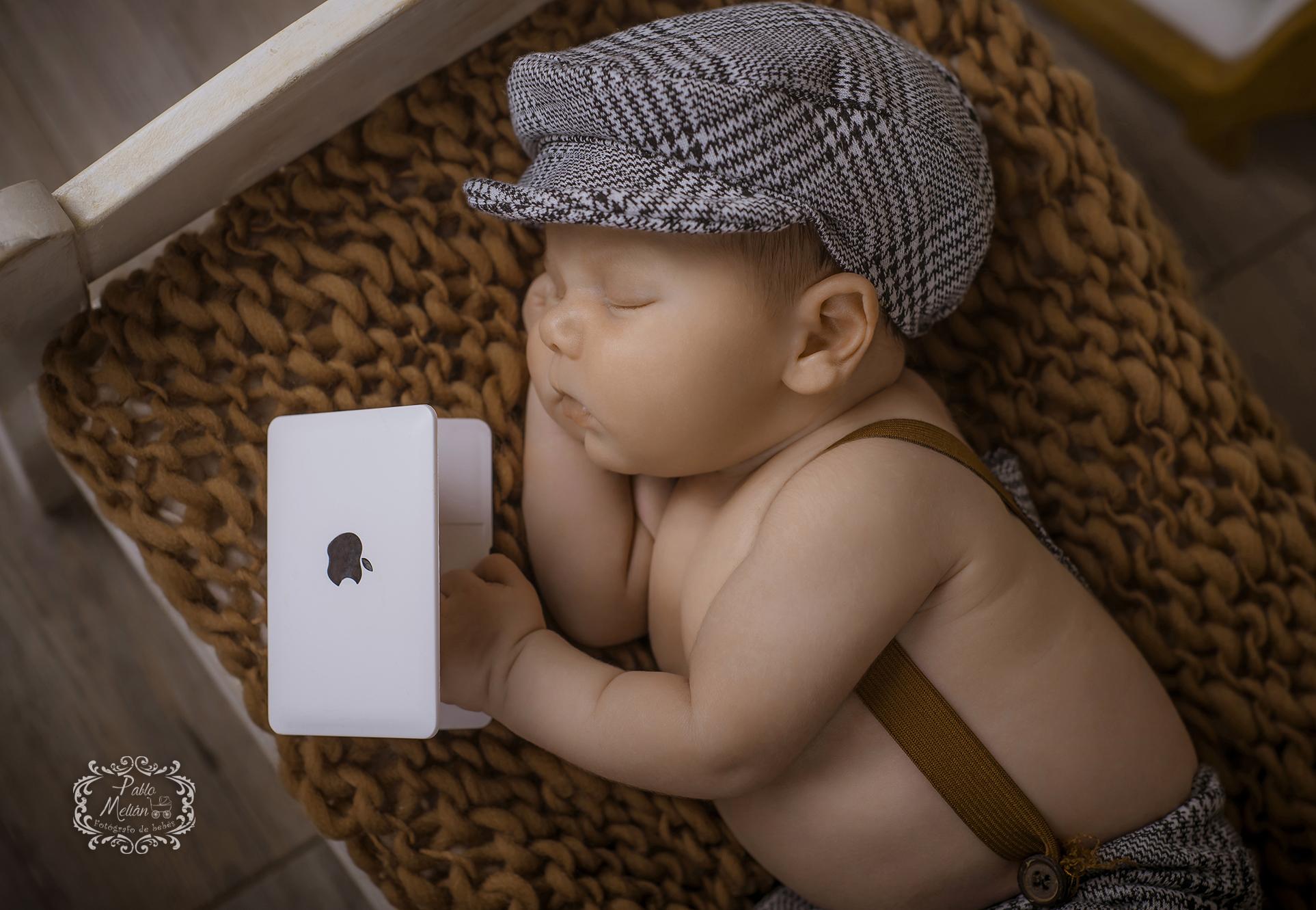 ESTUDIO FOTOGRÁFICO EN TENERIFE newborn fotógrafo recién nacidos
