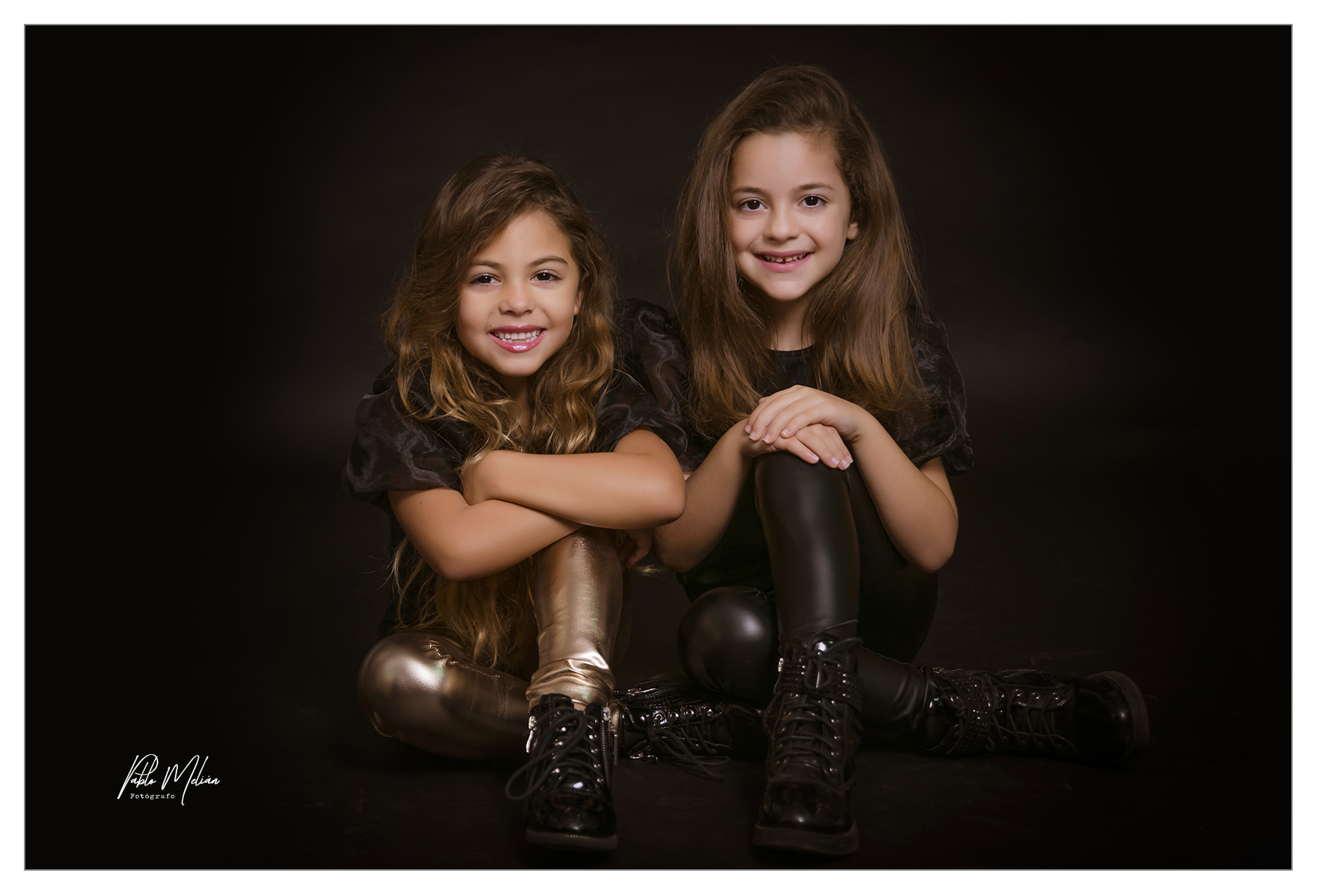 ESTUDIO FOTOGRÁFICO EN TENERIFE book fotos infantiles