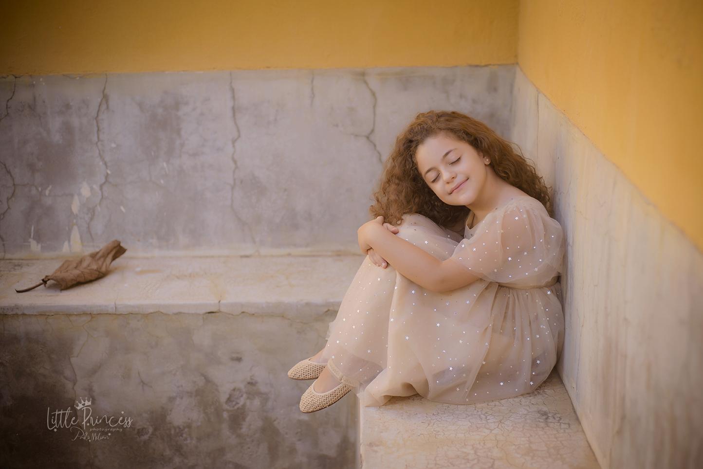 ESTUDIO FOTOGRÁFICO EN TENERIFE  little princess sesión fotos