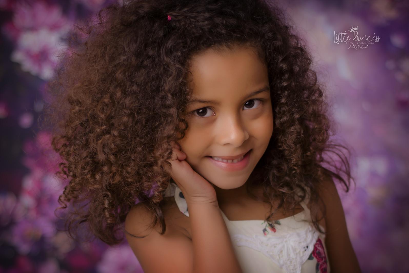 ESTUDIO DE FOTOS INFANTIL EN TENERIFE  little princess sesión fotos