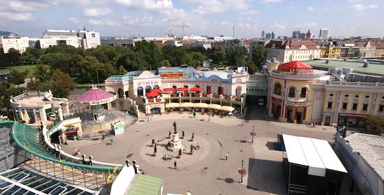 Prater Riesenrad Wien Massschneiderei Berlin