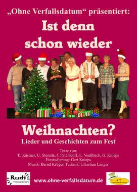 Weihnachtsliederprogramm