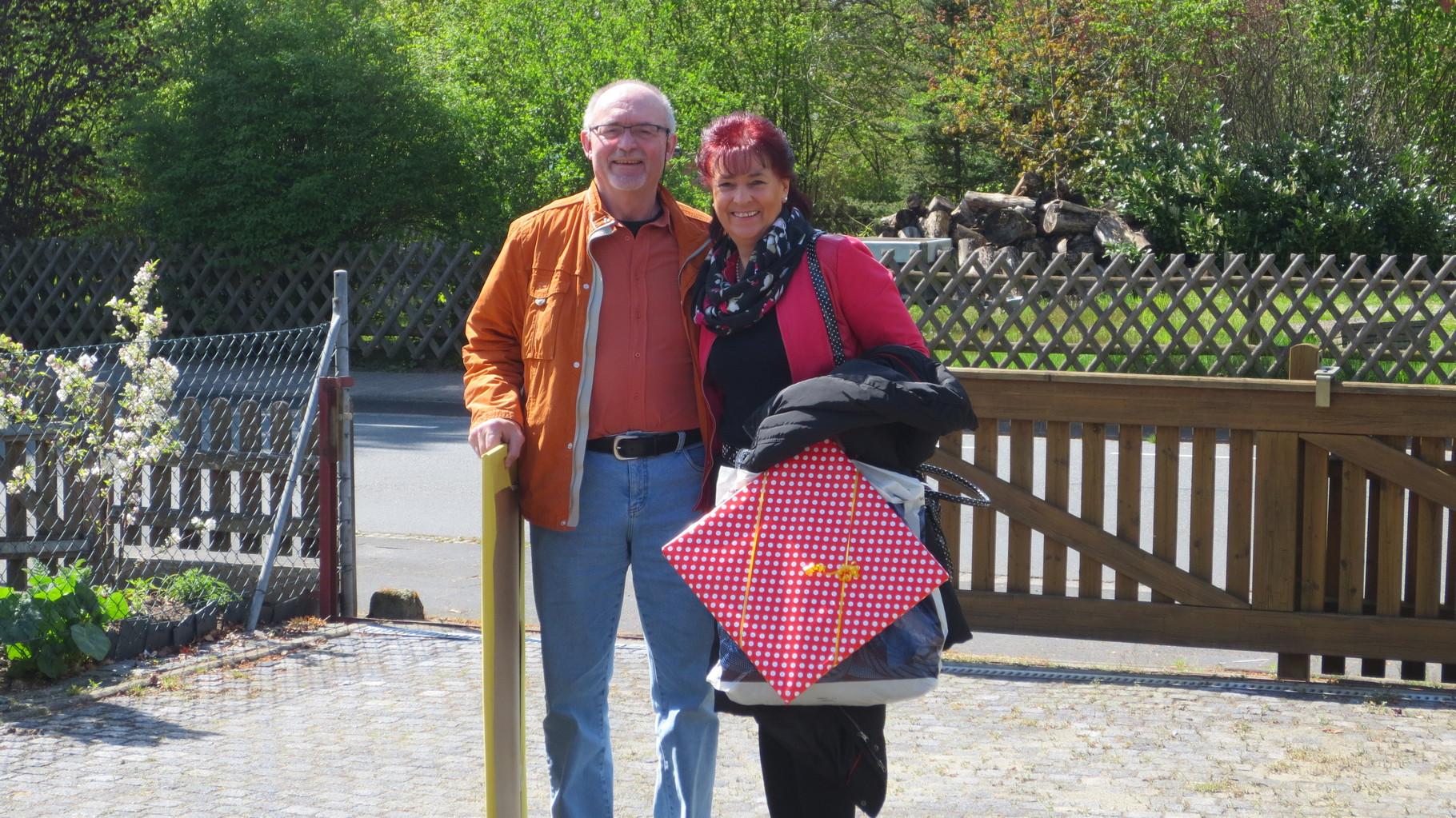 Brigitte und Jürgen