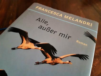 Melandri, Francesca: Alle, außer mir