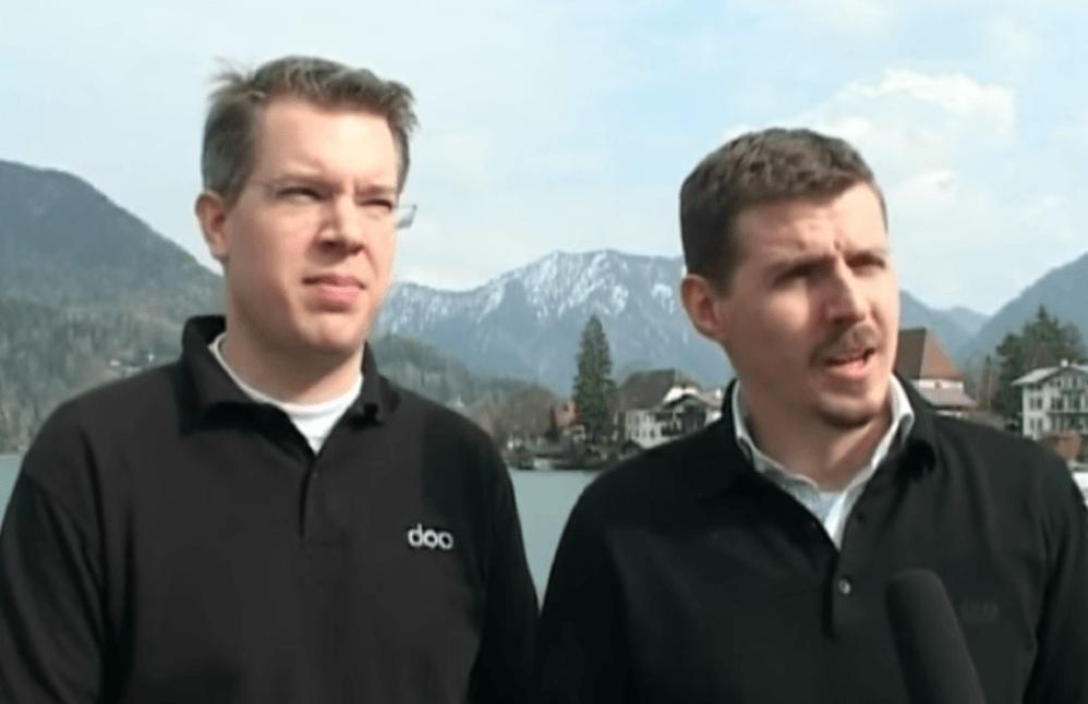 Marc Sieberger und Frank Thelen Interview - Unternehmertag 2012