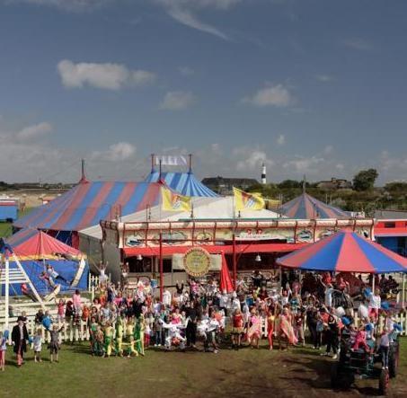Der InselCircus des Circus Mignon, Hamburg