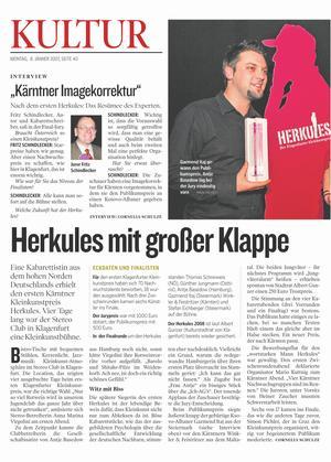 Kleine Zeitung Klagenfurt