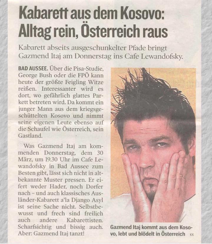 Kleine Zeitung Bad Aussee
