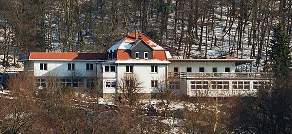 Schulungszentrum Außenansicht