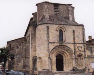 église de Saint-Emilion