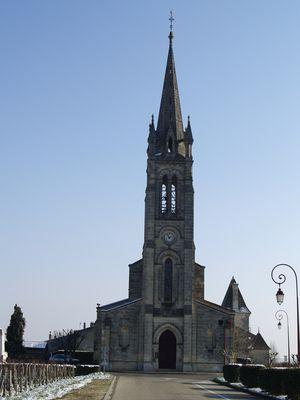église de Pomerol
