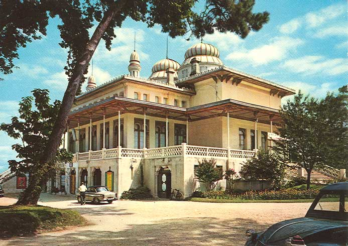 Villa mauresque - arcachon