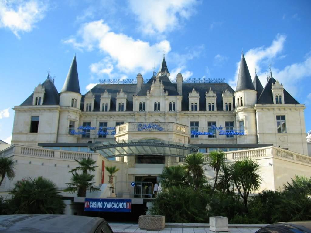 Nouveau casino à Arcachon