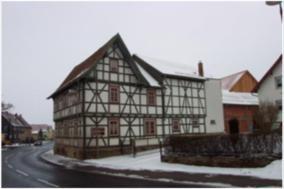 Sanierung Wohn- & Geschäftshaus in Gumpelstadt