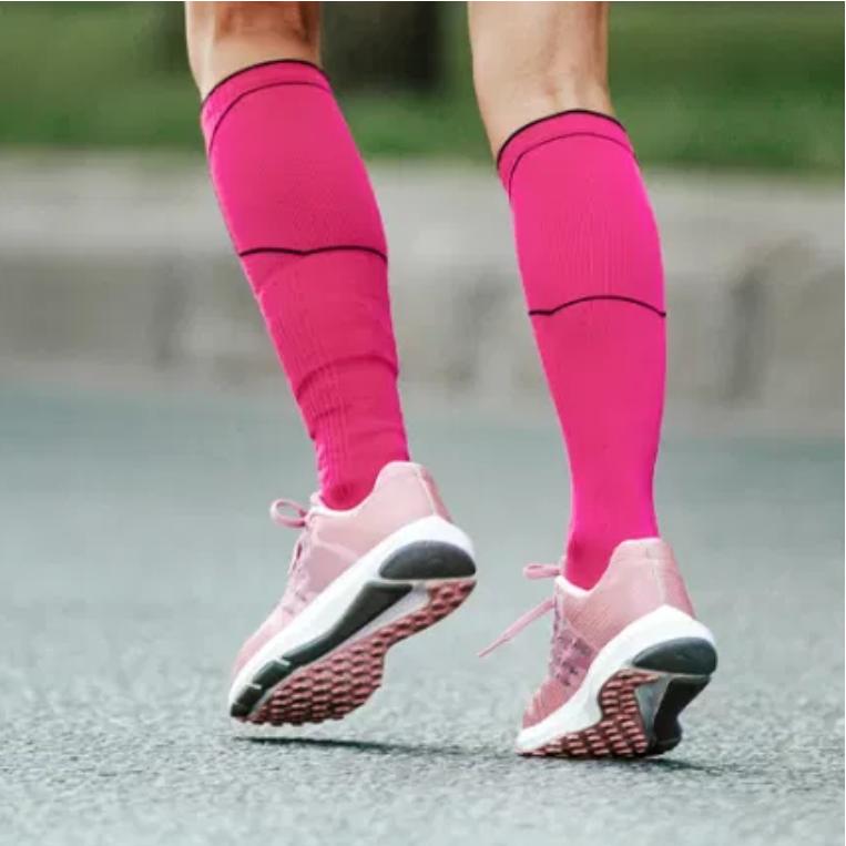Compressie sokken laten maken met logo