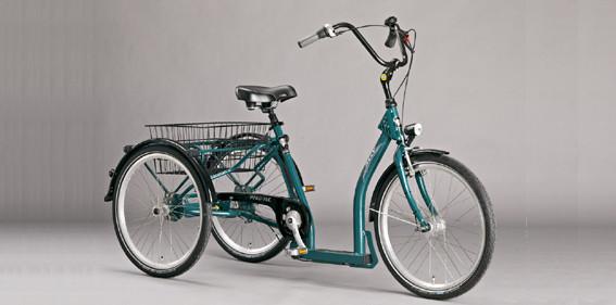 Pfau Tec Ally: Ein Dreirad für kleine Menschen