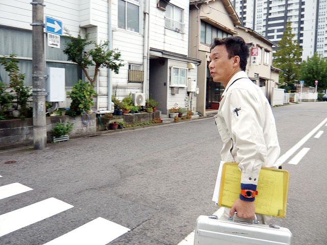 訪問対応|新潟県の通信機器工事会社