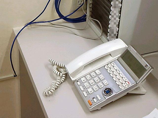 ビジネスホンの入換え|新潟県の通信機器工事会社
