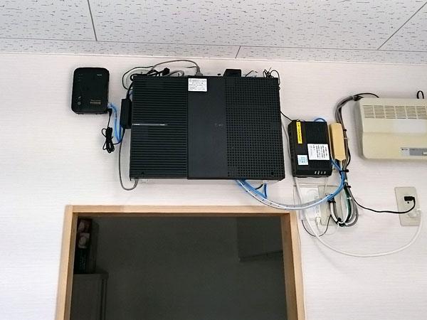 オフィスの通信機器交換|新潟県の通信機器工事会社